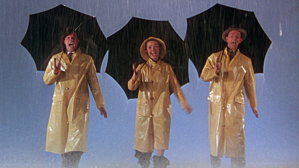 Image result for singin in the rain 1952